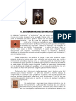 Apócrifo - O ESOTERISMO NA ARTE PORTUGUESA