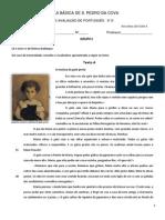1º TESTE PORTUGUES