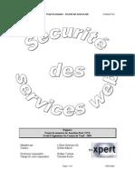 Sec Des Services Web