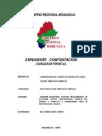 Exp. Contrat. Cargador Front via Samegua 2011
