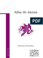Mariana Bernárdez - Alba de danza