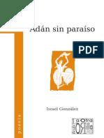 Israel González - Adán sin paraíso