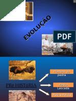 EVOLUÇÃO DA GASTRONOMIA