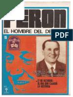 Peron_el Hombre Del Destino - Fasciculo 15_17 de Octubre