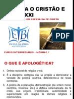 Apologética-Aula 1