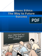 Business Ethics - A Way to Success
