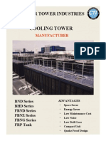 Catalogue of Cooling Tower