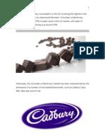 Cadbury Fuse marketing project