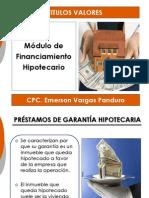Cad Financiamiento Hipotecario Unidad II