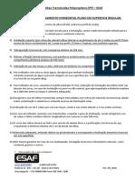 Manual de Instalacao Telhas Translucidas ESAF IBRAP