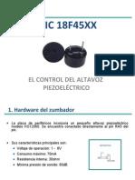MPLABX C18 Control Del Altavoz Rev301012