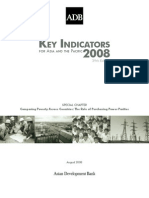 Key Indicators 2008
