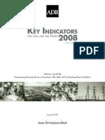 Key Indicators 2008