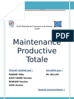 groupe n°07 - maintenance productive totale