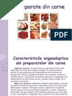 Preparate Din Carne 2012