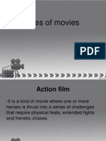 Type of Movies Ppt