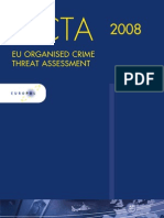 European Organised Crime Threat Assesment 2008