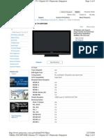 Panasonic TH-50PV80H Plasma TV