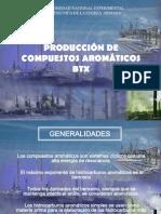 Obtencion de Arimaticos Btx