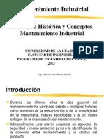 Evolucion Historica y Conceptos