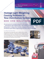 SES - Package Light-Weighting
