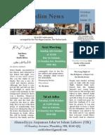Muslim News 2013 No 15 October