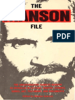 Schreck Nikolas - The Manson File