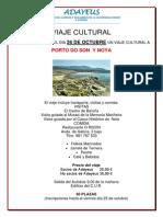Viaje Cultural a Porto Do Son y Noia