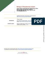 Biology of Pseudomonas Stutzeri