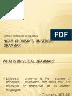 Univerzalna Gramatika