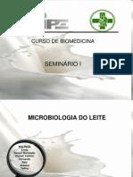 Slide Leite Microbiologia Do Leite