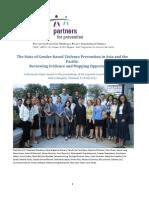 p4p Prevention Consultation Discussion Paper
