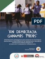 OTP Democracia 2013