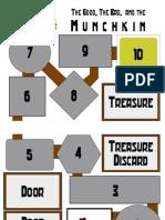 5500 Munchkin - Cthulhu - Door Cards