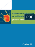 5.Desinfectants Ey Desinfection