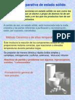 Quimica preparativa