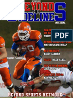 Beyond the Sidelines - October 2013 Issue
