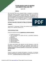 Estructura-basica-para-resumen Ejecutivo y Trabajo Final