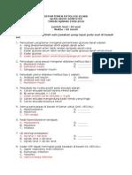 Jawaban Ujian Akhir Semester Patologi Klinik
