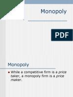 Ch8 Monopoly