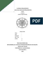 Format Laporan Praktikum