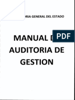 Manual de Auditoria de Gestion