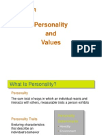 Chap4 Personality n Values
