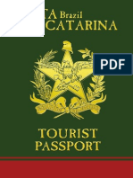 Passaporte SC Ingles