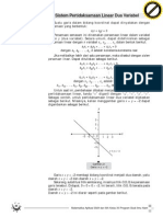 matematika - linier