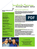 Southside Services Annual Report 2012