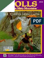 MERP Trolls of the Misty Mountains
