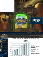 LIVING IN THE WORLD OF WARCRAFT