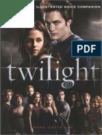 Twilight -The Complete Ilustrated Movie Companion