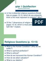 Seven Dimensions of Religion